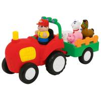 Kiddieland Activity Tractor from Blain's Farm and Fleet