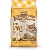 Merrick 4 lb Purrfect Bistro Grain Free Real Chicken Dry Cat Food from Blain's Farm and Fleet
