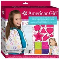 American Girl Drawstring Bag Stamping Kit from Blain's Farm and Fleet