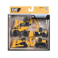 Toy State CAT Mini Machines 5-Pack Assortment from Blain's Farm and Fleet