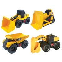 Toy State CAT Mini Mover Construction Vehicle Toy Assortment from Blain's Farm and Fleet