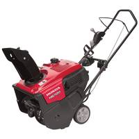 Honda Single Stage Snow Blower from Blain's Farm and Fleet