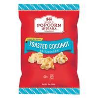Popcorn, Indiana Toasted Coconut Drizzlecorn from Blain's Farm and Fleet