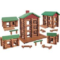 Lincoln Logs Collector's Edition Village Building Set from Blain's Farm and Fleet