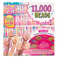 Just My Style 11,000 Beads Bracelet Kit from Blain's Farm and Fleet