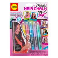 Alex Toys Metallic Hair Chalk Pens from Blain's Farm and Fleet