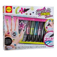 Alex Toys SPA Sketch It Nail Pen Salon from Blain's Farm and Fleet