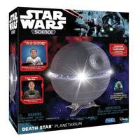 Uncle Milton Star Wars Science Death Star Planetarium from Blain's Farm and Fleet