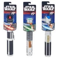 Star Wars BladeBuilders Extendable Lightsaber Assortement from Blain's Farm and Fleet