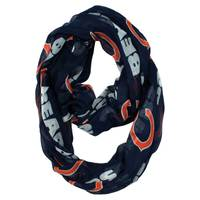 Little Earth Chicago Bears Sheer Infinity Scarf from Blain's Farm and Fleet