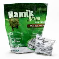 Ramik Green Bait Packs - Kills Mice and Rats from Blain's Farm and Fleet