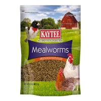 Kaytee Mealworms from Blain's Farm and Fleet