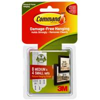 Command Small and Medium Picture Hanging Strips from Blain's Farm and Fleet