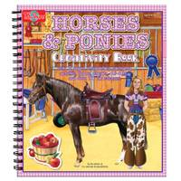 T.S. Shure Horse & Ponies Creativity Book from Blain's Farm and Fleet