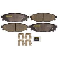 Monroe Total Solution CX1114 Ceramic Brake Pads from Blain's Farm and Fleet