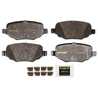 Monroe Total Solution CX1377 Ceramic Brake Pads from Blain's Farm and Fleet