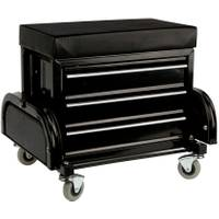 Project Pro Creeper Seat Tool Box from Blain's Farm and Fleet