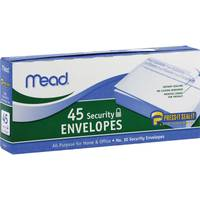 Mead No. 10 Press-It Seal-It Security Envelopes from Blain's Farm and Fleet