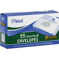 Mead No. 6-3/4 Press-It Seal-It Security Envelopes from Blain's Farm and Fleet