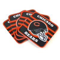 NFL Chicago Bears Coasters from Blain's Farm and Fleet