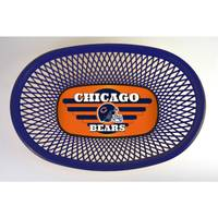 NFL Chicago Bears Hamburger Baskets 4 - Pack from Blain's Farm and Fleet