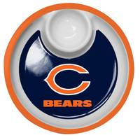 NFL Chicago Bears Chip and Dip Tray from Blain's Farm and Fleet