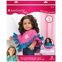 American Girl Fashion Poncho from Blain's Farm and Fleet