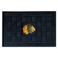 FANMATS Chicago Blackhawks Outdoor Mat from Blain's Farm and Fleet