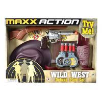 Maxx Action Wild West Dress-Up Play Set from Blain's Farm and Fleet