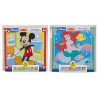 Melissa & Doug Disney Cube Puzzle Assortment from Blain's Farm and Fleet