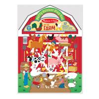 Melissa & Doug Farm Puffy Sticker Play Set from Blain's Farm and Fleet