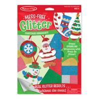 Melissa & Doug Mess-Free Glitter Christmas Ornaments from Blain's Farm and Fleet