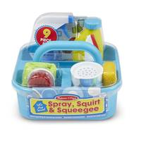Melissa & Doug Let's Play House! Spray, Squirt & Squeegee Play Set from Blain's Farm and Fleet