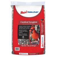 Blain's Farm & Fleet 7 lb Cardinal Songbird Bird Seed from Blain's Farm and Fleet