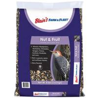 Blain's Farm & Fleet 8 lb Nut & Fruit Bird Seed from Blain's Farm and Fleet