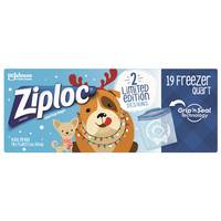 Ziploc Limited Edition Holiday Freezer Bags from Blain's Farm and Fleet