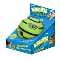 As Seen On TV Wobble Wag Giggle Dog Toy from Blain's Farm and Fleet