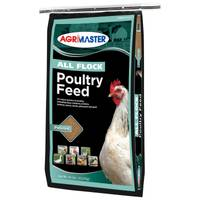 Agrimaster All Flock Pelleted Poultry Feed from Blain's Farm and Fleet