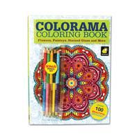 As Seen On TV Colorama Coloring Book from Blain's Farm and Fleet