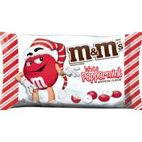 M&M's Christmas White Peppermint Candies from Blain's Farm and Fleet