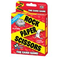 Jax Rock, Paper, Scissors Card Game from Blain's Farm and Fleet