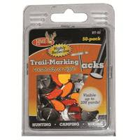 HME Products Orange Reflective Trail Marking Tacks from Blain's Farm and Fleet