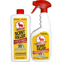 Wildlife Research Center Scent Killer Combo from Blain's Farm and Fleet