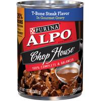 Alpo Chop House T-Bone Steak Dog Food from Blain's Farm and Fleet