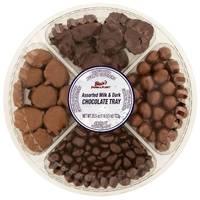 Blain's Farm & Fleet Assorted Milk & Dark Chocolate Tray from Blain's Farm and Fleet