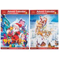 Miles Kimball Chocolate Advent Calendar Assortment from Blain's Farm and Fleet