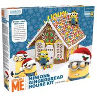 Illumination Entertainment Minions Gingerbread House Kit from Blain's Farm and Fleet