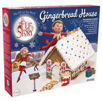 Cookies United Elf on the Shelf Gingerbread House Kit from Blain's Farm and Fleet