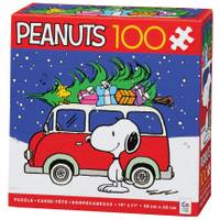 Ceaco Peanuts Snoopy's Doghouse Holiday Puzzle Assortment from Blain's Farm and Fleet