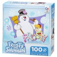 Ceaco Frosty The Snowman Holiday Puzzle Assortment from Blain's Farm and Fleet